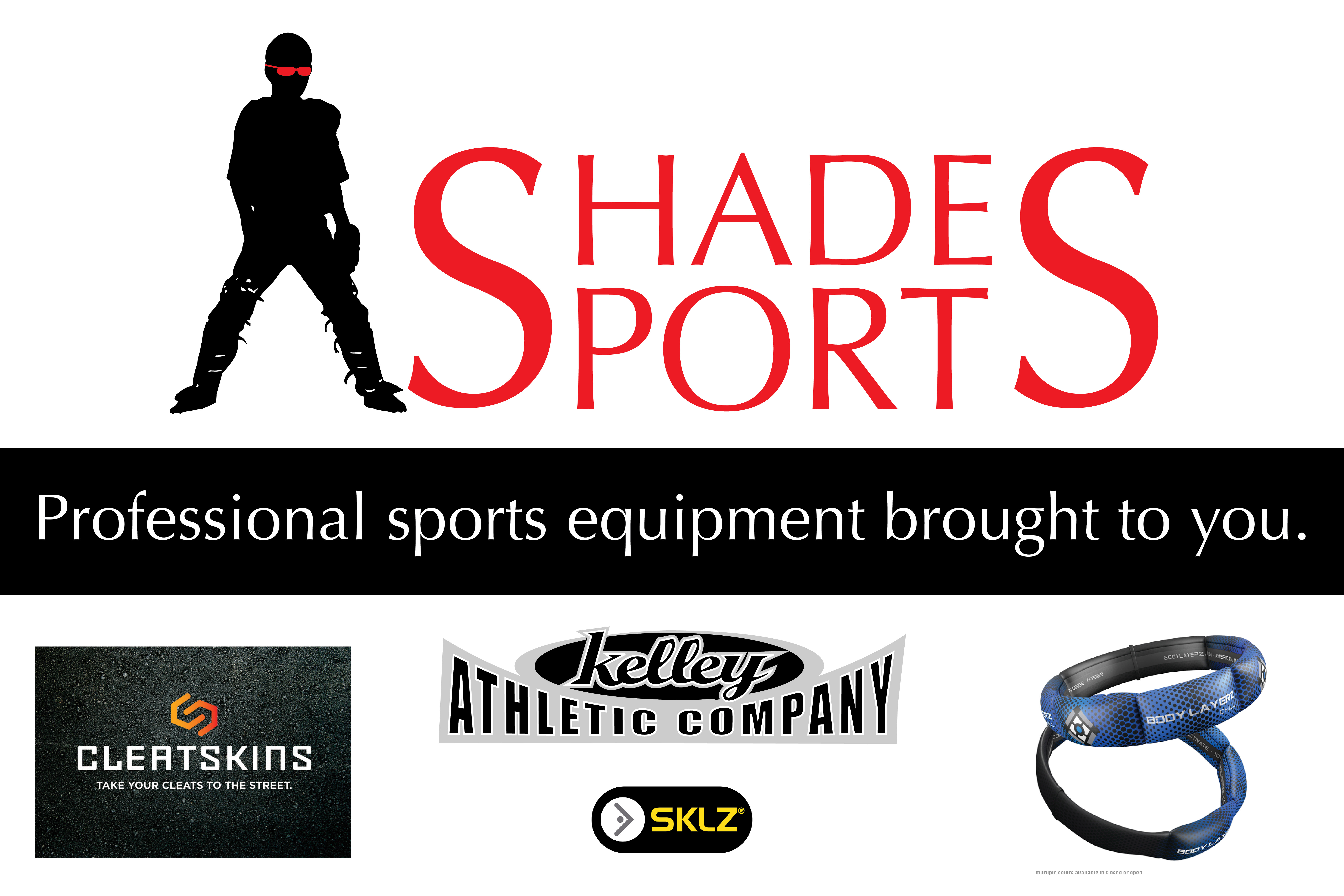 Shades Sports – Banner
