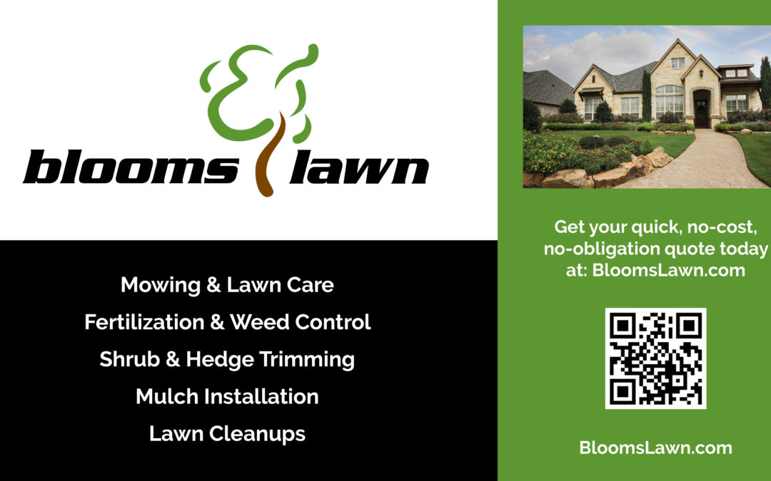 Blooms EDDM (Every Door Direct Mail)